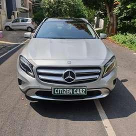 Mercedes-Benz GLA-Class 200 Sport, 2016, Diesel