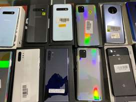Samsung S9,S10,S10+,Note10+,Note10lite OpenBox Stoke Available.
