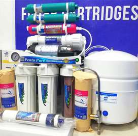 7 Stages 150Gpd No.1 Taiwna Ro Plant - Best Water Filter Brand