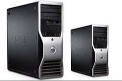 Less Used Workstation Avlb Dell T3500 Xeon 3540 with 4gb Ram 500gb hdd