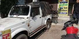 Maruti Suzuki Gypsy Petrol