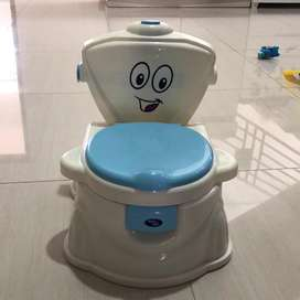 Toilet Training Baby- Baby Safe