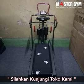 Alat Olahraga Treadmill Manual QN/41 - Kunjungi Toko Kami