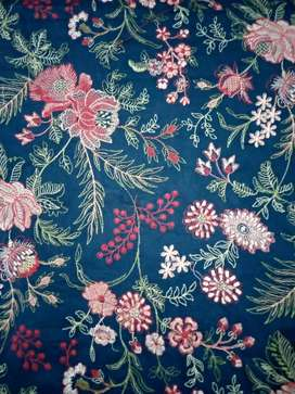 Breeze embroided  Two PC Lawn