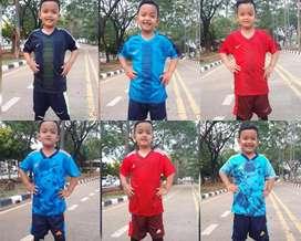 Kaos futsal anak
