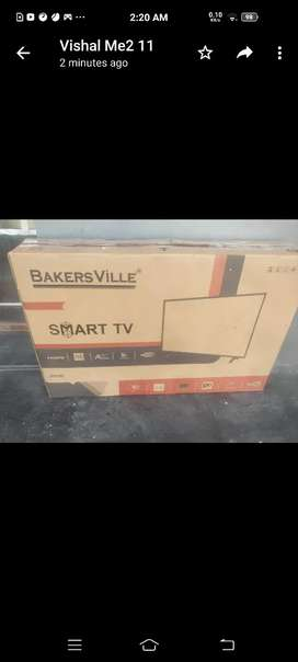 Smart tv brand new