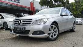 Mercedes-benz C200 Classic 2012 Mercy mulus terawat