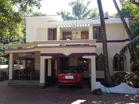 Furnished House for rent-First Floor