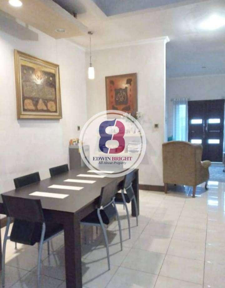 Rumah Dijual di BSD Anggrek Loka Menarik Nyaman Rapi