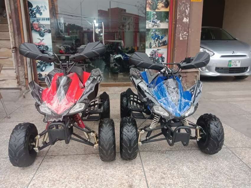 Durable & Powerful Engine ATV Quad Lahore, Gujrat Jhelum
