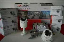 pasang 2Mp Kamera CCTV  paket online Hp