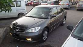 Honda civic EXi in extremely outstanding condition