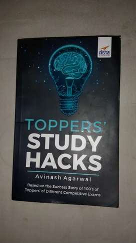 Toppers study hacks book