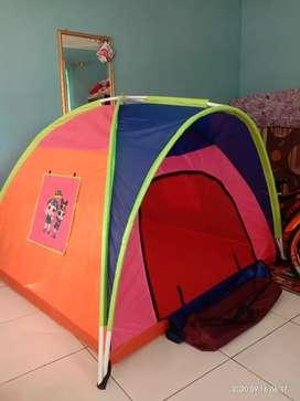 Tenda anak karakter # tenda kemping