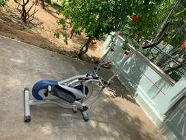 Orbitrek elite exercise machine for weight loss
