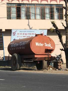 Water tanker,gutter cleaning tankers , tractors, troli for sale