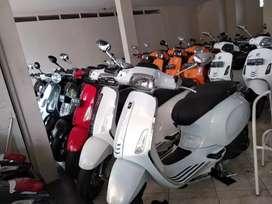 Vespa Sprint 2014 Kredit Bali Dharma motor