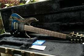 Gitar Sechter 7string diamond series pu EMGusa active
