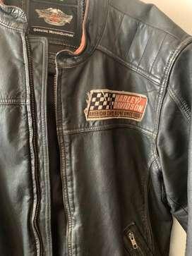 Harley davidson jaket jacket genuine xl