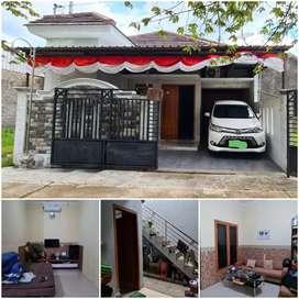 Dijual Rumah Kampung, Aman & Nyaman Padat penduduk.