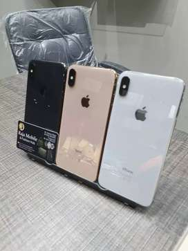 Apple iphone Xs Max Gold 64gb Factory Unlocked Pta Approved Single sim