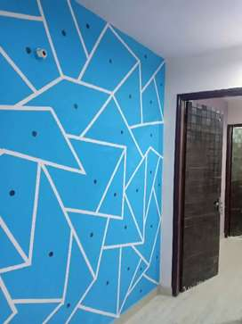 2BHK Lowest price flat at 17.5 lacs in uttam nagar with 90% bank loan