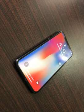 iPhone X 64 GB Space Grey Scratchless