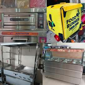 Pizza oven equipment fast foods delivery bag pizza perp tabal peroofer