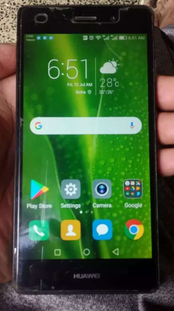 huawei P8 lite 10/10 condition 0