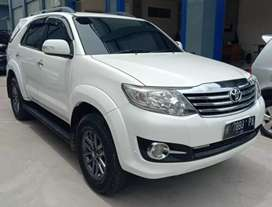 GN FORTUNER G lux AT 2013