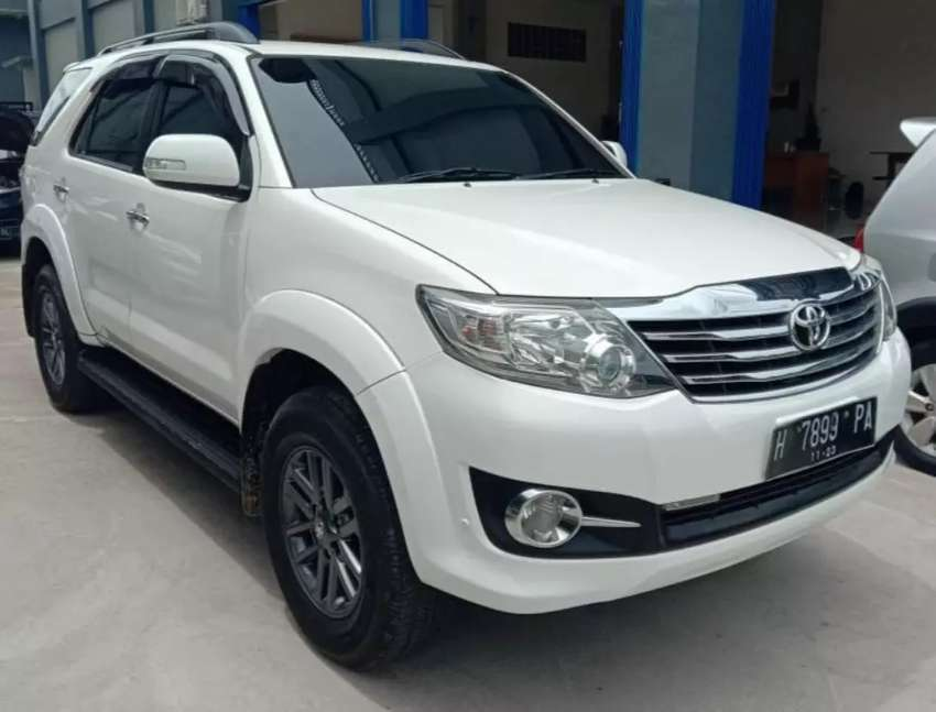 GN FORTUNER G lux AT 2013 0