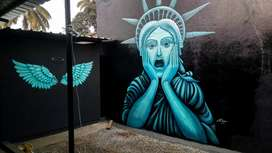 We make Commercial & Residential 3D wall painting design on wall.