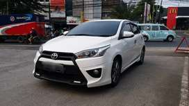 Toyota Yaris S TRD Automatic Putih