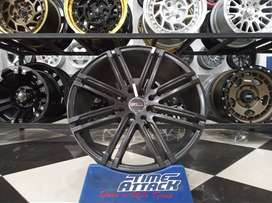 velg mobil racing ring 17 model hsr pantheon pcd 4x100-114,3