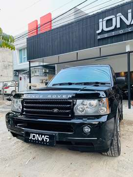 Range Rover Sport 2008 4.2 Supercharged Terawat