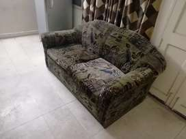 Sofa at dirt cheap prices in good as new condition