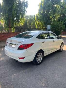 Hyundai Fluidic Verna 2013 Diesel Well Maintained
