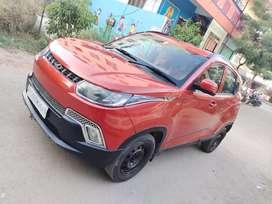 Mahindra KUV 100 2016-2017 mFALCON D75 K6 5str, 2016, Diesel