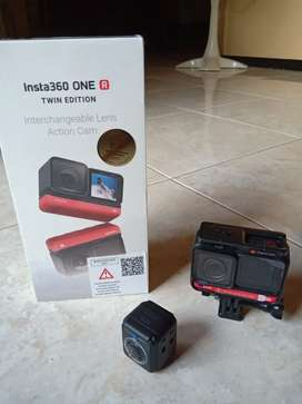 Insta360 ONE R Twin Edition Second 99% New