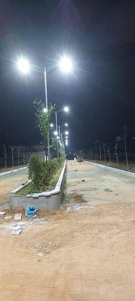 READY TO CONSTRUCT GATED COMMUNITY OPEN PLOTS IN VIZIANAGARAM