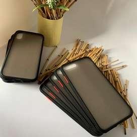 Soft case iphone 7+/8+,xr