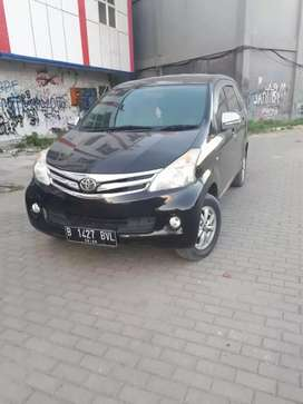 Avanza g at 2013. Mobl mulus.cakep