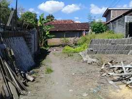 Tanah tidak jauh dari Kampus ISI Yogyakarta