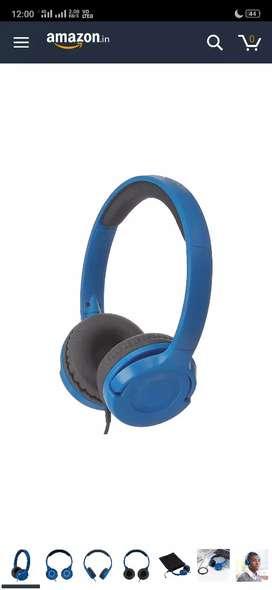 Amazon basic headphone