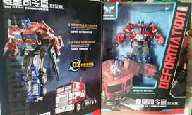 Transformers AOYI Mech Optimus Prime SS38
