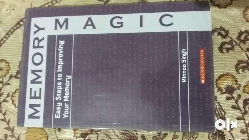 Memory Magic - by Minoo Singh 0