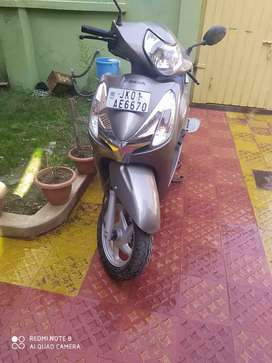 I want to sell my scooty Avaitor model 2017 at Qamarwari