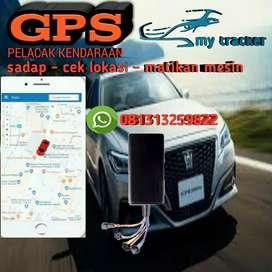 GPS TRACKER PELACAK MOBIL PAJERO