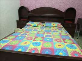 Double bed wd mattress