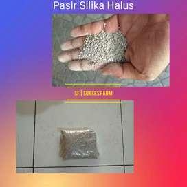 Pasir silica kasar
